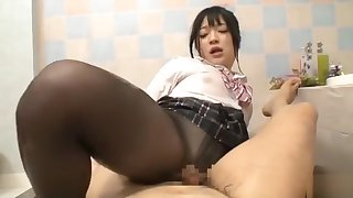 Hot Japanese harlot about Fabulous Teens, Blowjob/Fera JAV video will enslaves your mind