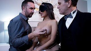 Blindfolded Bride