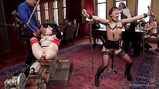 Everything about strong orgasm is very welcome for Gina Valentina